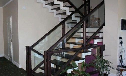 Лестница в современном исполнении