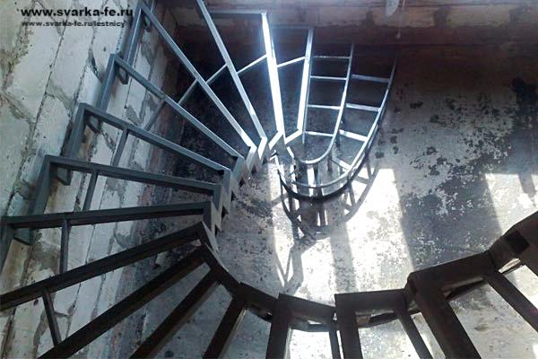 Лестницы в Калуге
