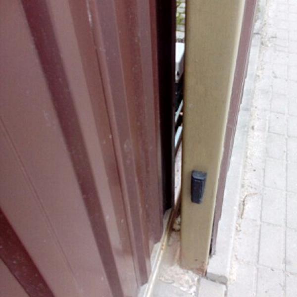 Ворота в Калуге